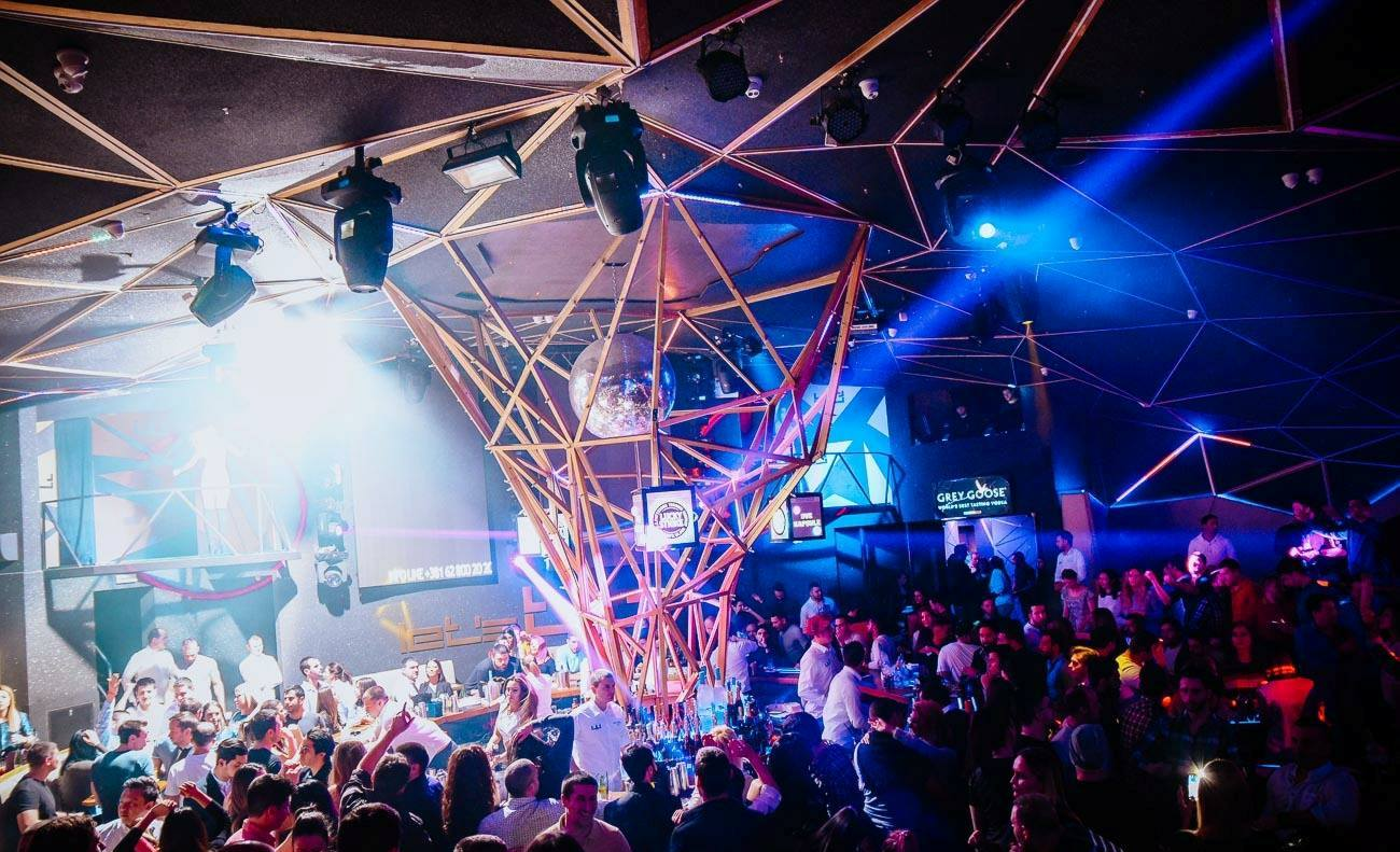 When Friday night comes - Belgrade at night
