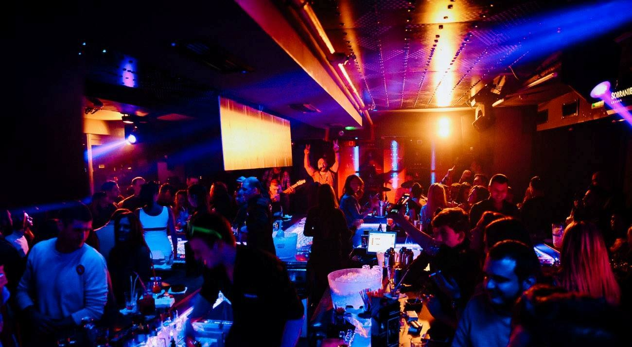 Where to party every night of a week? Vol. II - Belgrade at night