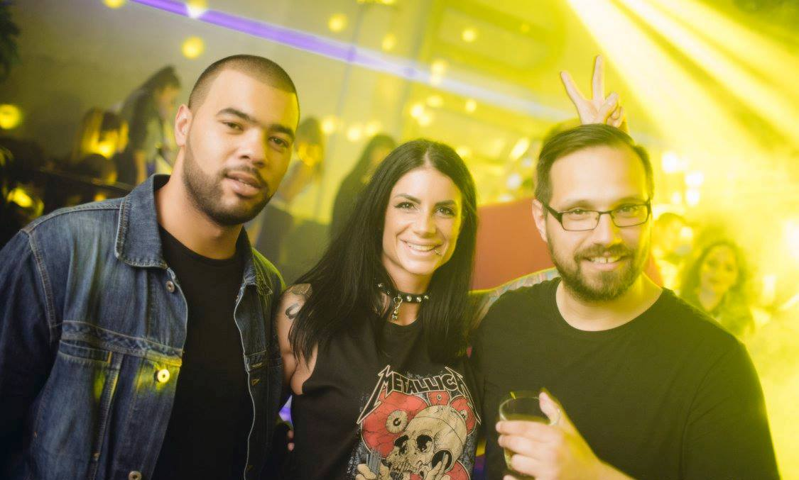 Awesome R'n'B night with DJ Architect - Belgrade at night