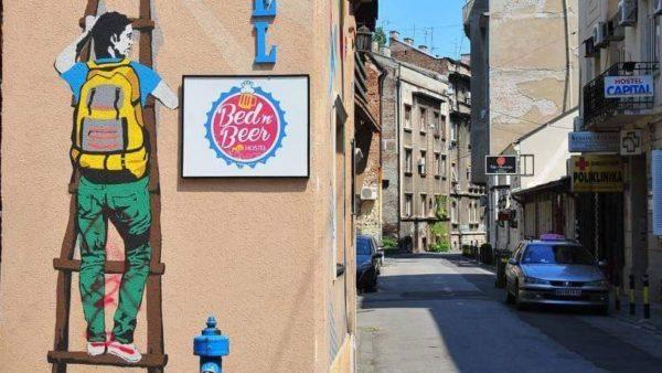 The best hostels in Belgrade - Belgrade at night