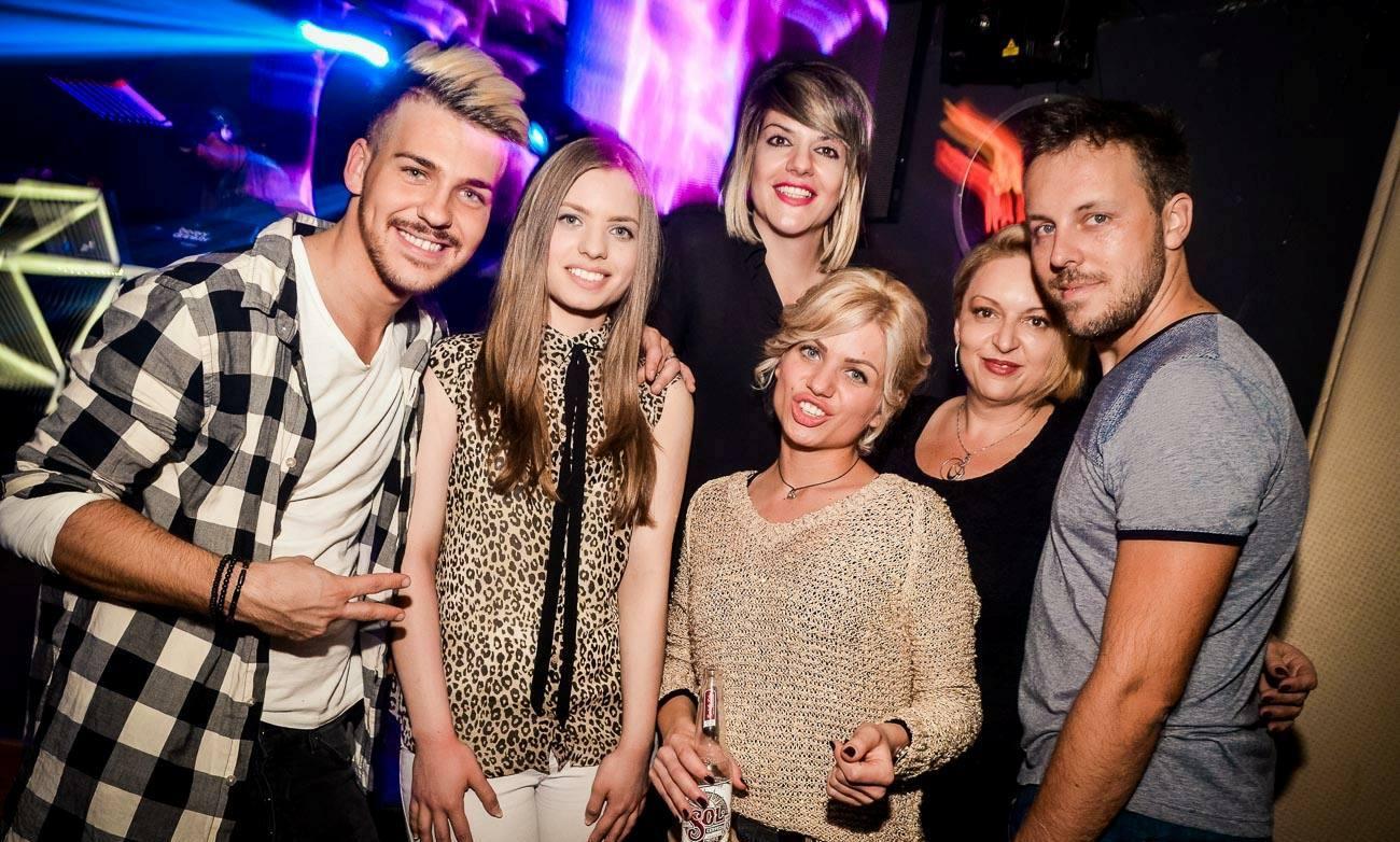 Panic at the disco - Belgrade at night