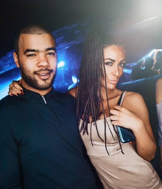 Saturdays at club Square - Belgrade at night