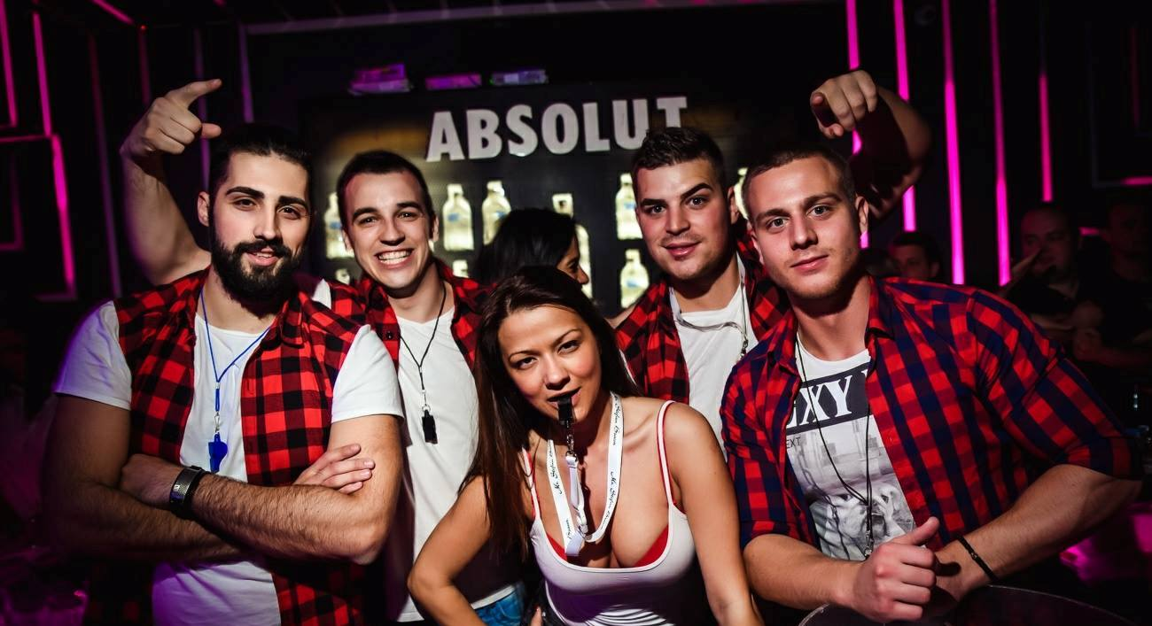 Important to know before going to the club - Belgrade at night