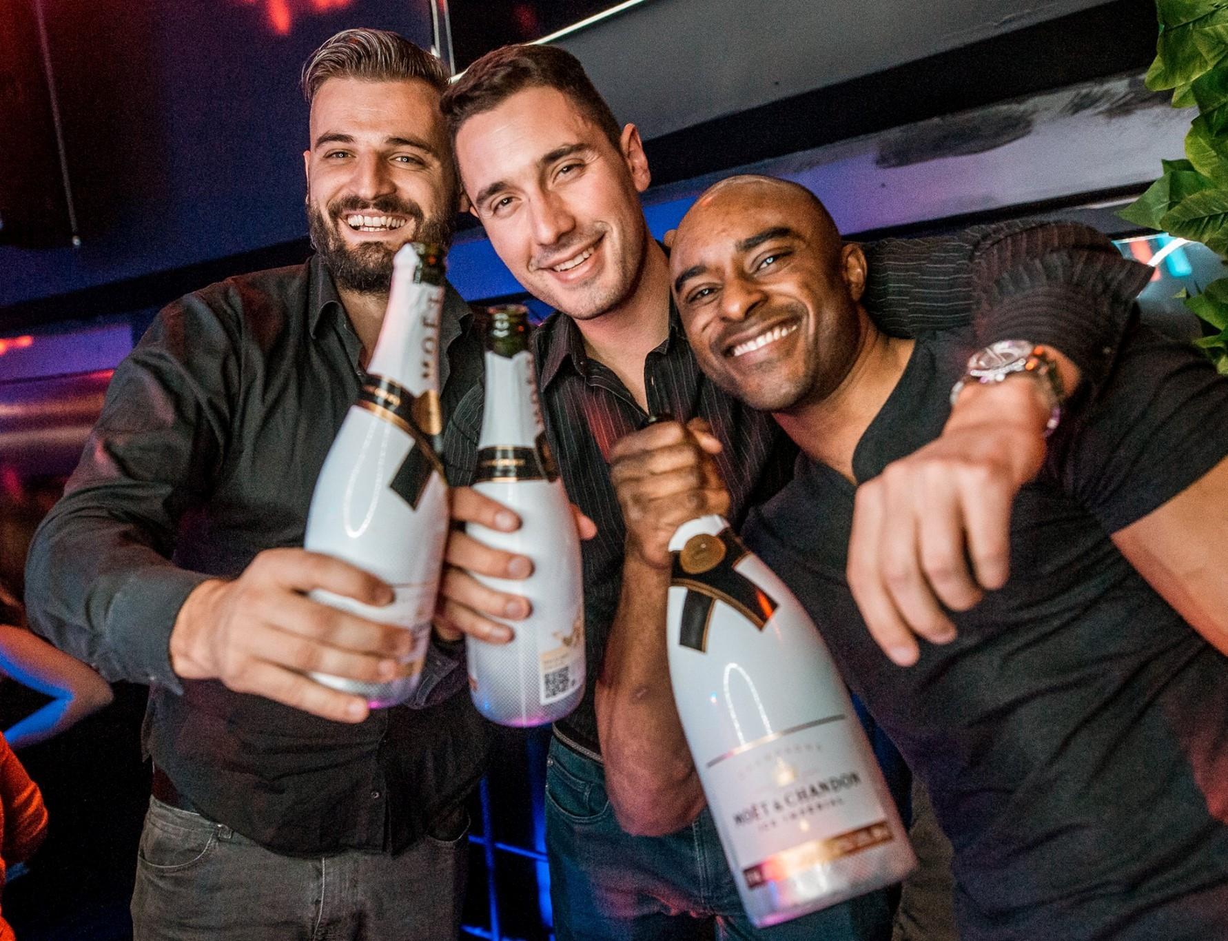 Pure Cream with DJ Prema at club Ninety Four