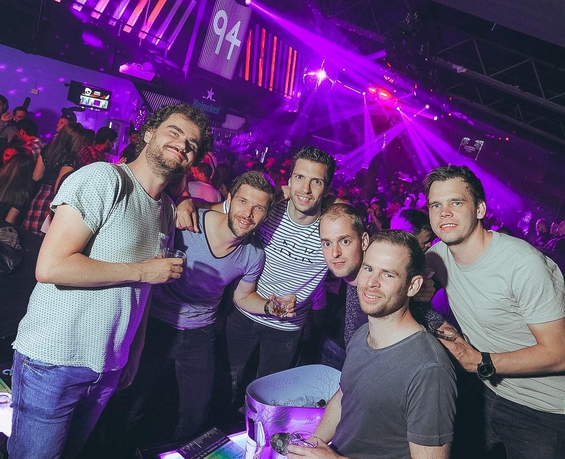 In Belgrade, parties start from Monday! - Belgrade at night