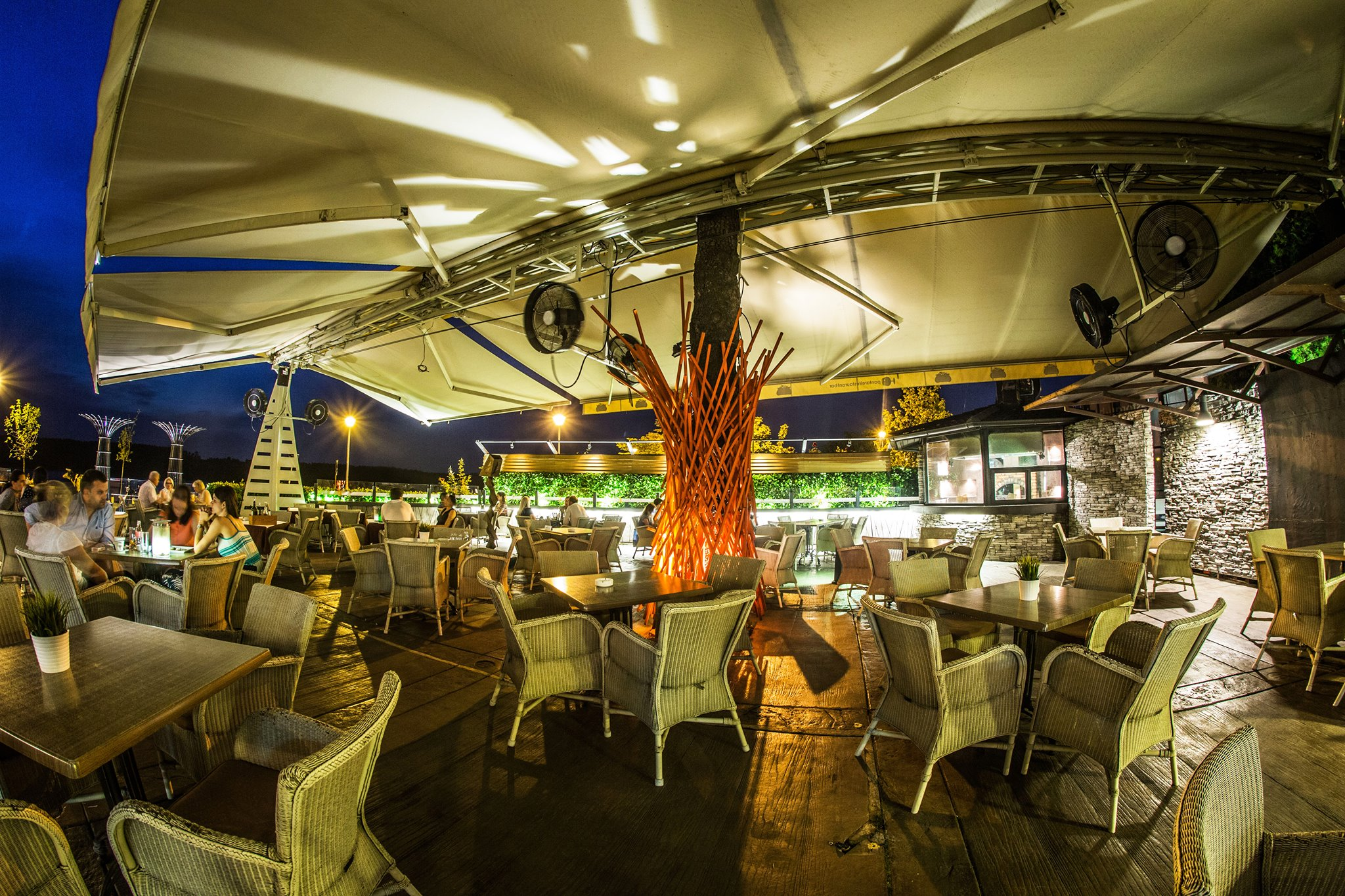 Panta Rei- restaurant for a great dinning