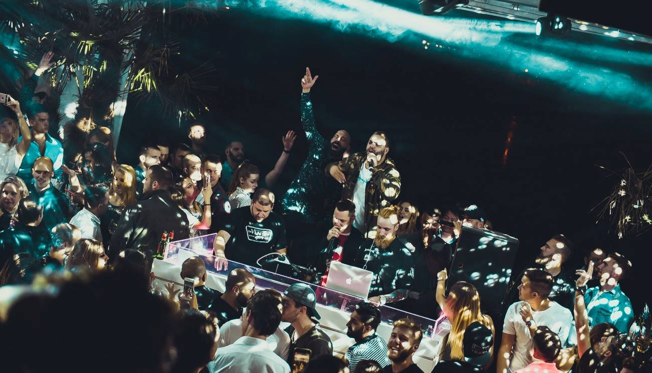 Friday is magnificent day for clubbing | Belgrade at night
