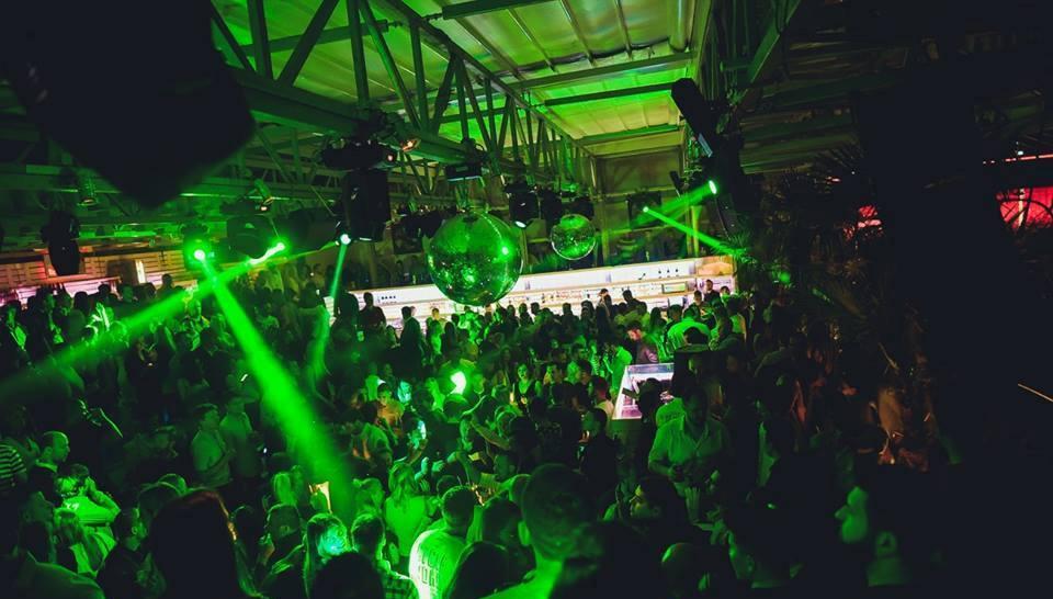 Thursday delight at club Lasta