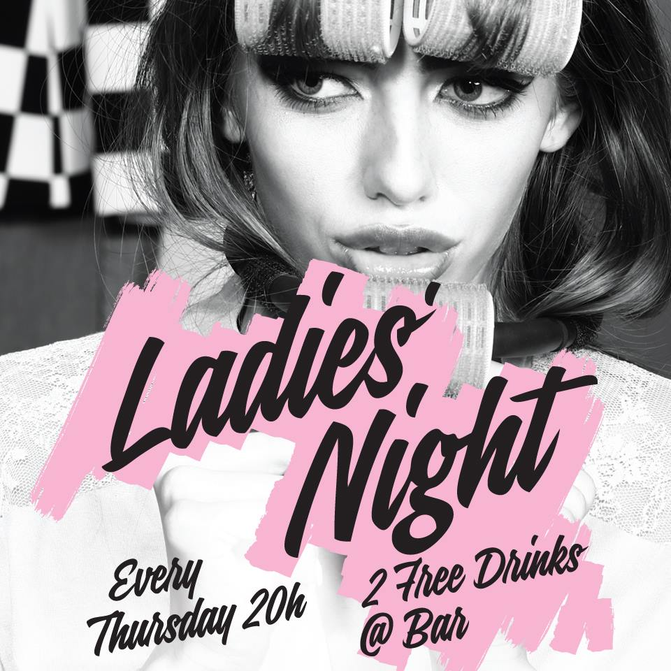 Where all the girls are going on thursday night?