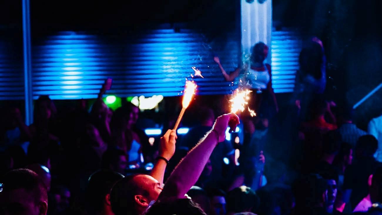 R'n'B all night long at club Freestyler | Belgrade at night