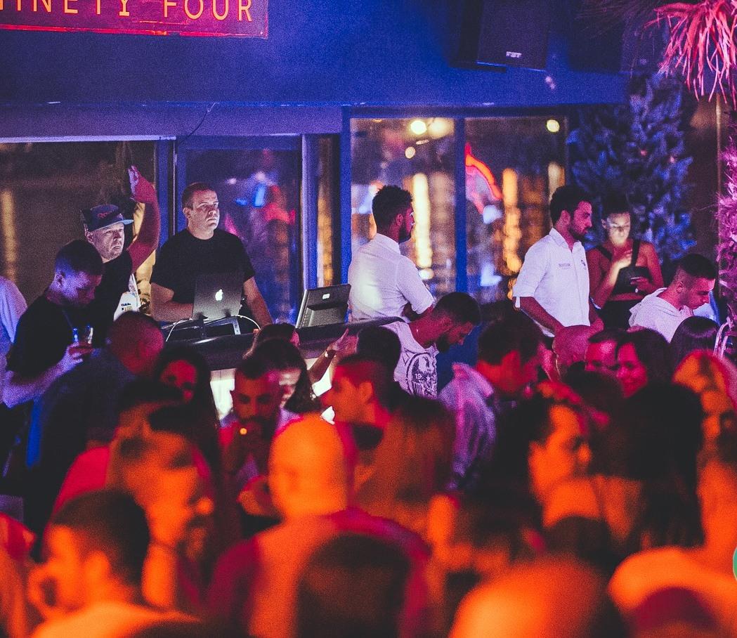 Slap & Tickle at club Ninety Four2