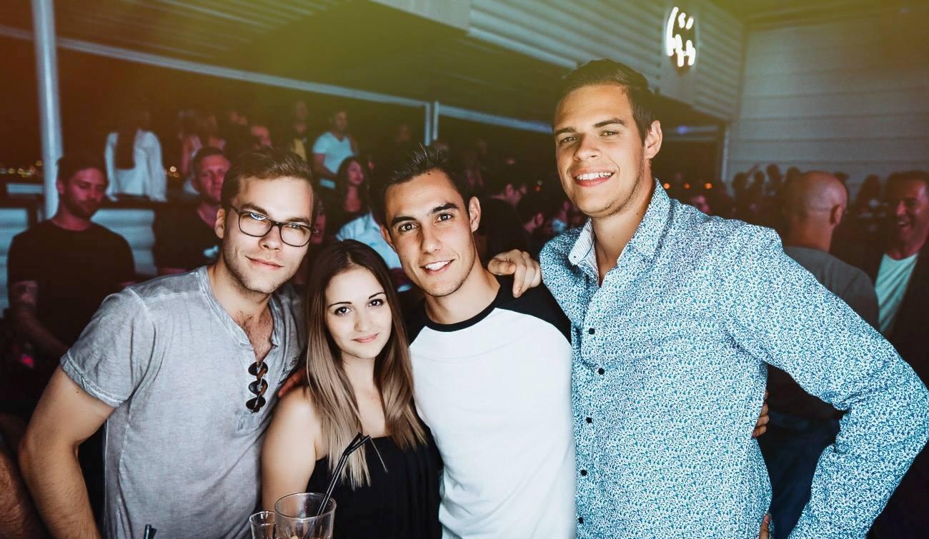 Throwback Tuesdays with DJ Super Hick – club Freestyler | Belgrade at night