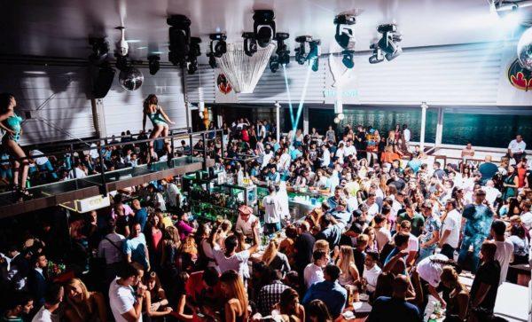 Belgrade in June
