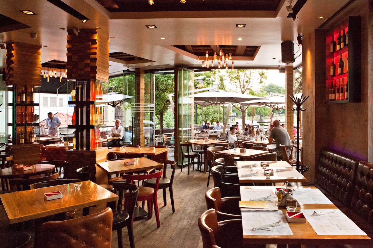 100 best restaurants in Belgrade