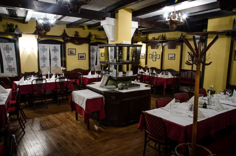 100 best restaurants in Belgrade