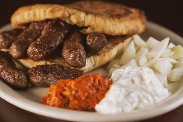 Best Cevapi in Belgrade