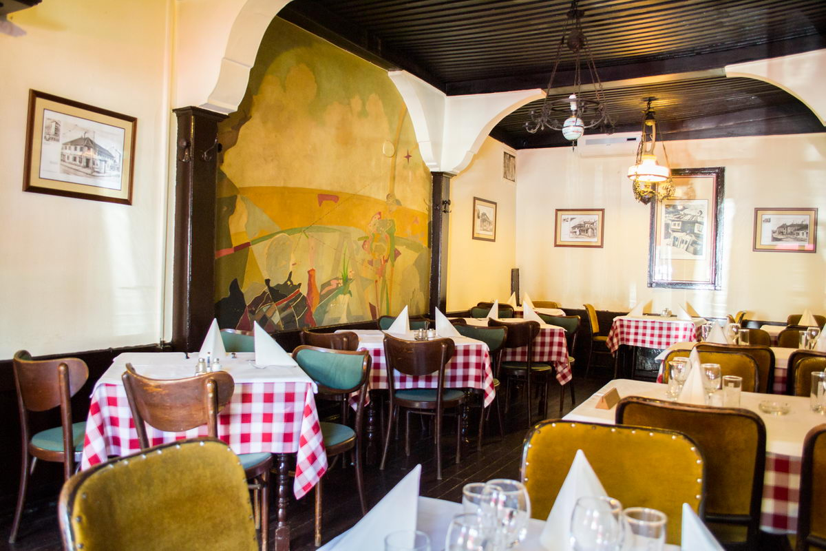 50 best restaurants in Belgrade