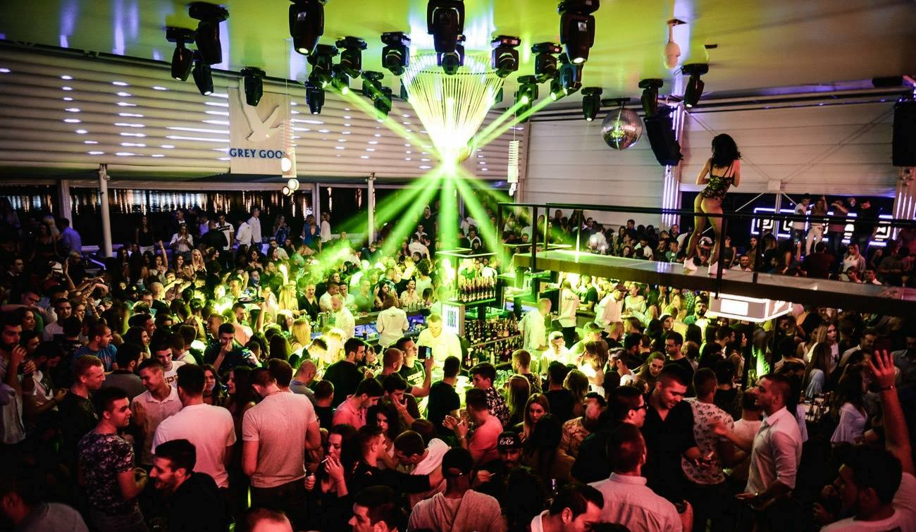 Choose the best place for party tonight