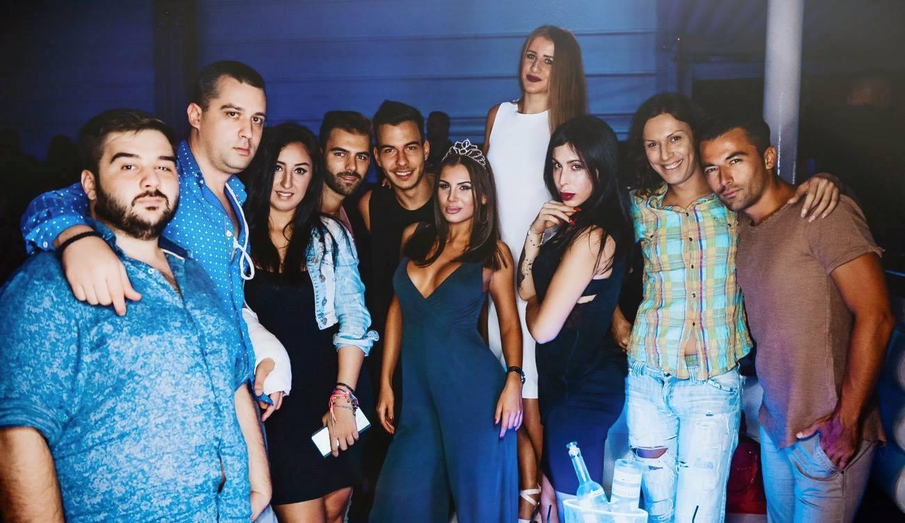 Party every night at popular Belgrade venue