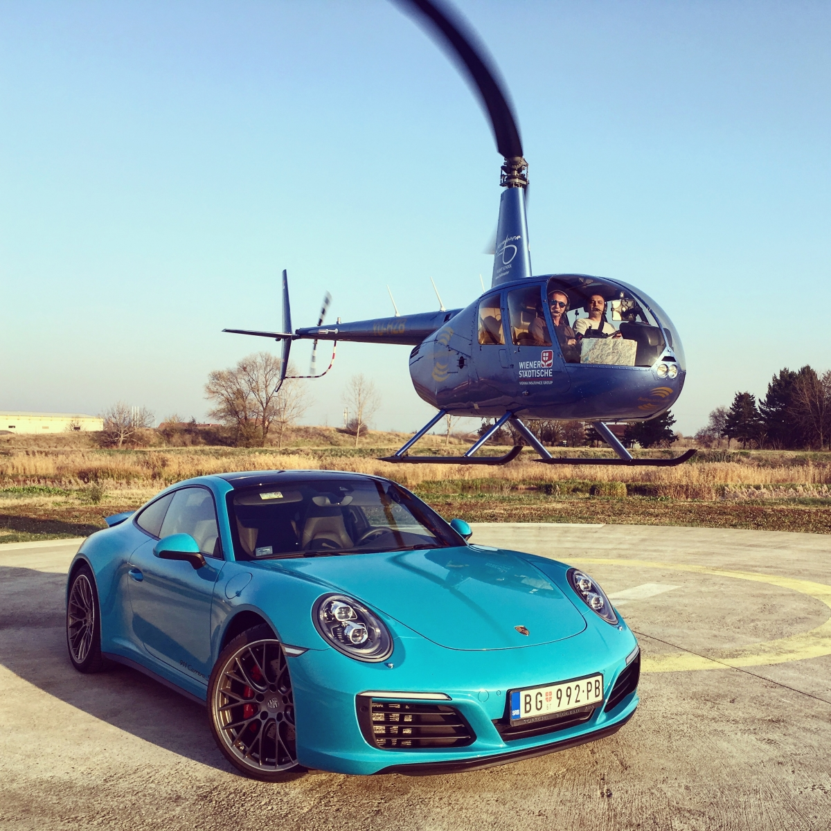 Balkan Helicopters