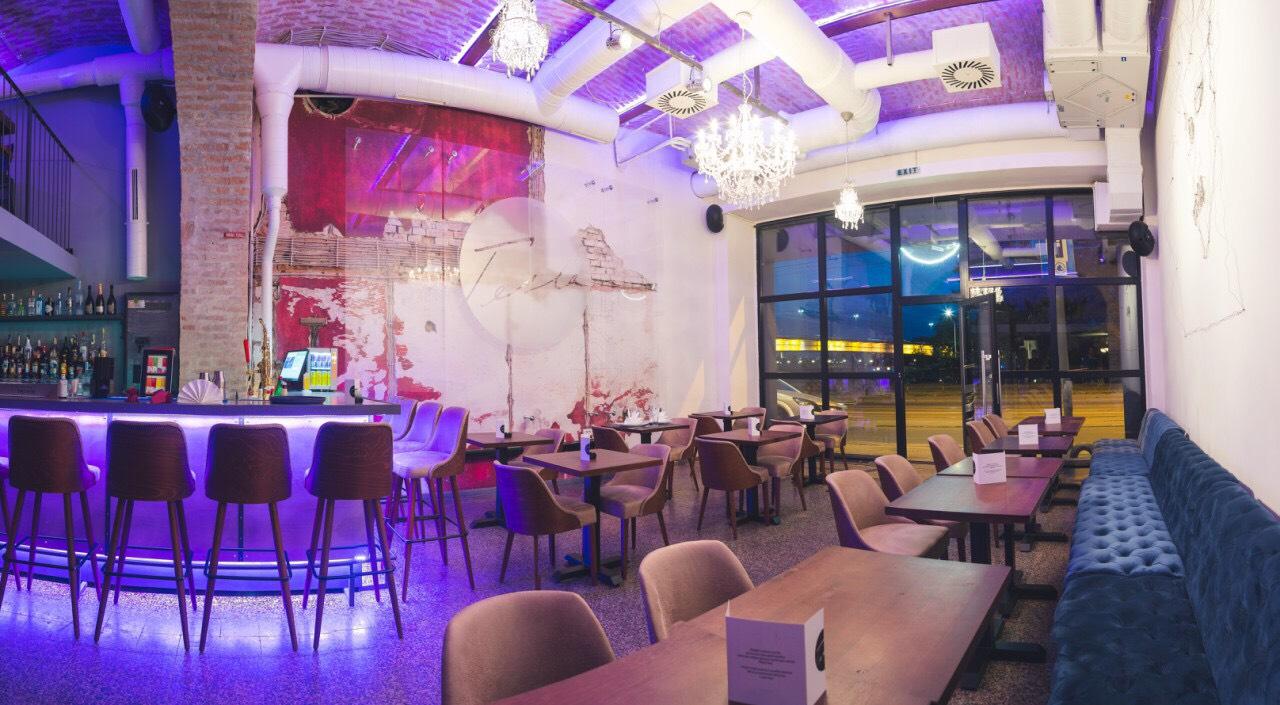 New restaurant in Belgrade