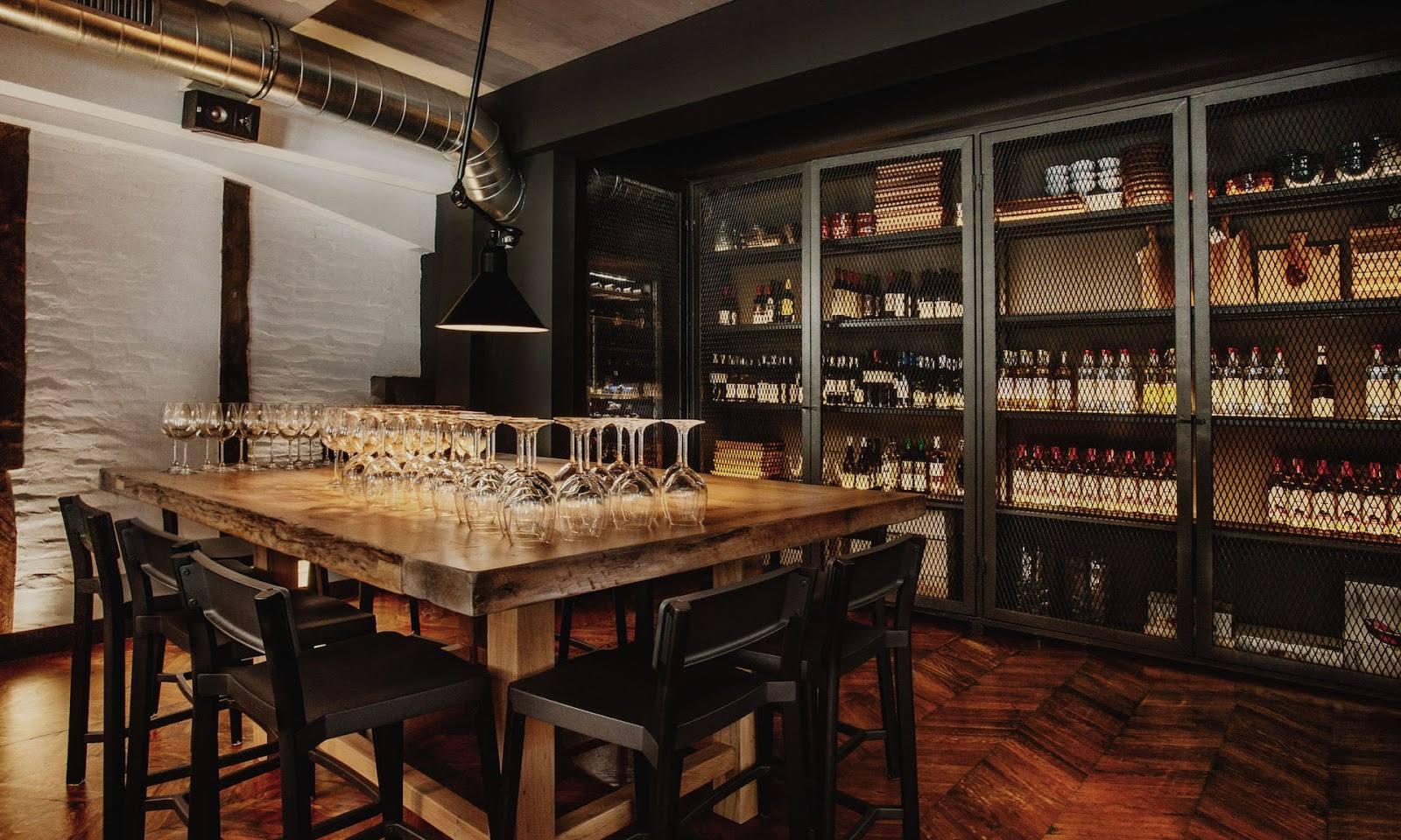 Prestigious restaurant in Belgrade