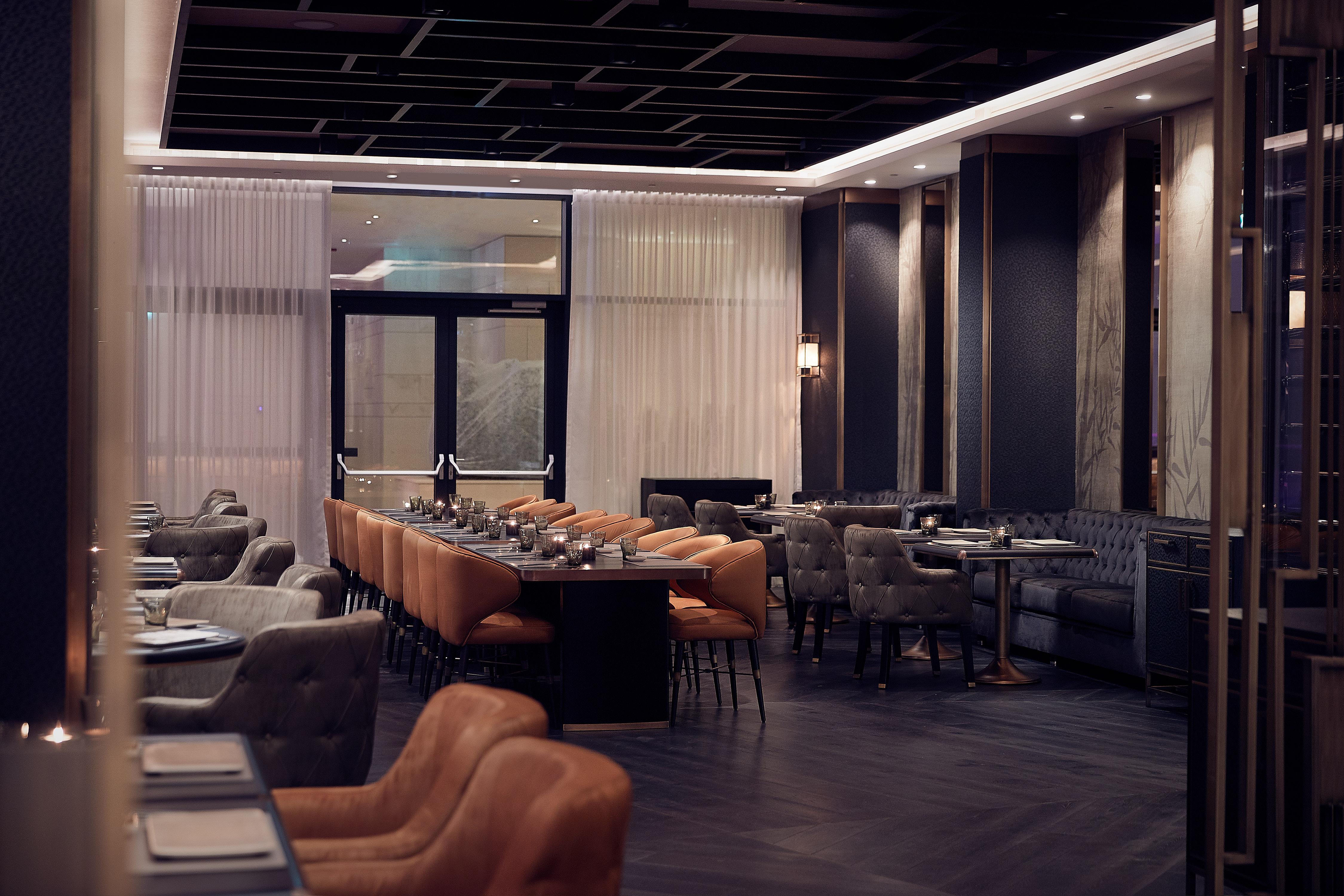 Hilton Belgrade – Sky Lounge – Restaurant 1