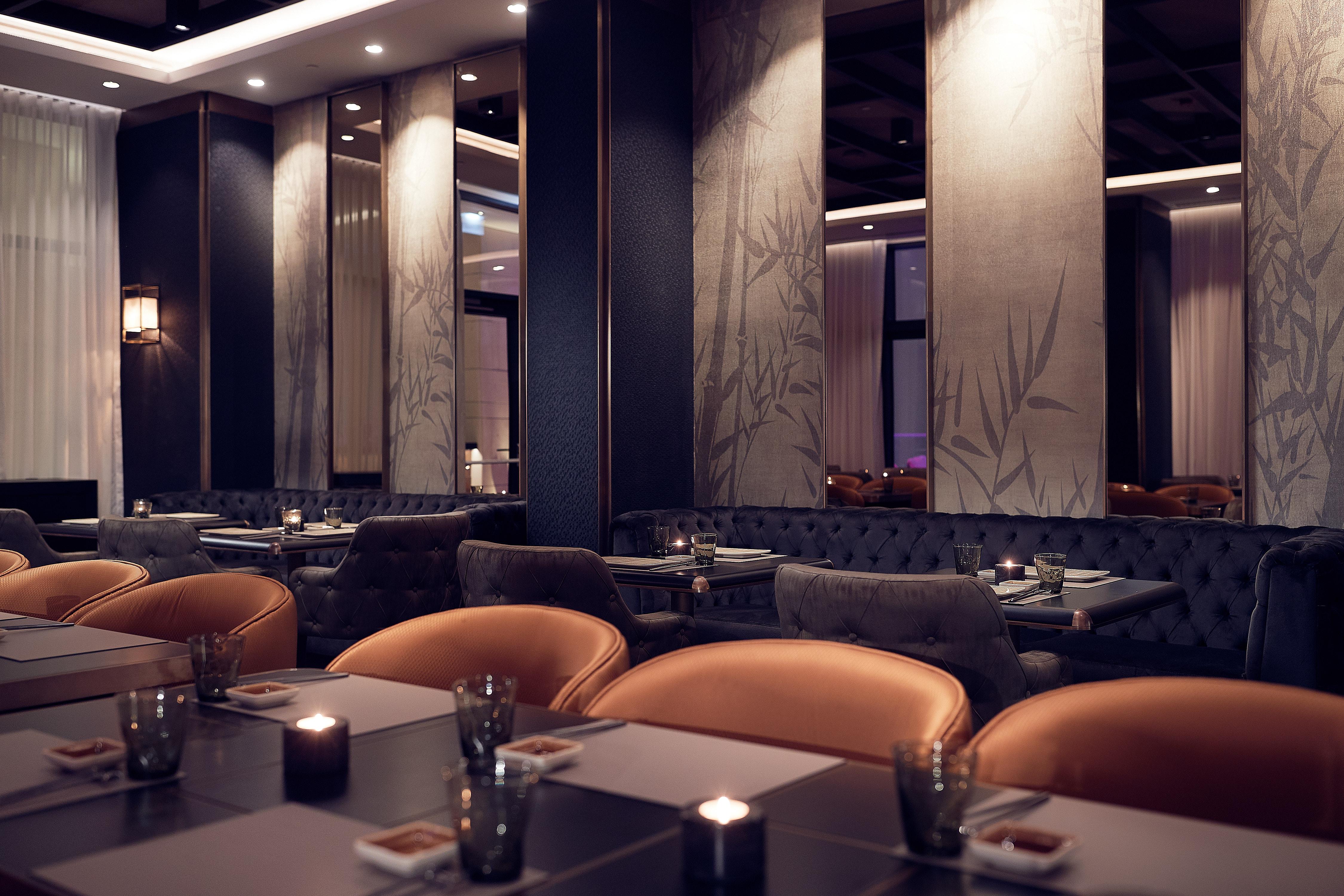 Hilton Belgrade – Sky Lounge – Restaurant 2
