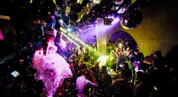 Belgrade New Years EVE parties  2017 / 2018 - Belgrade at night