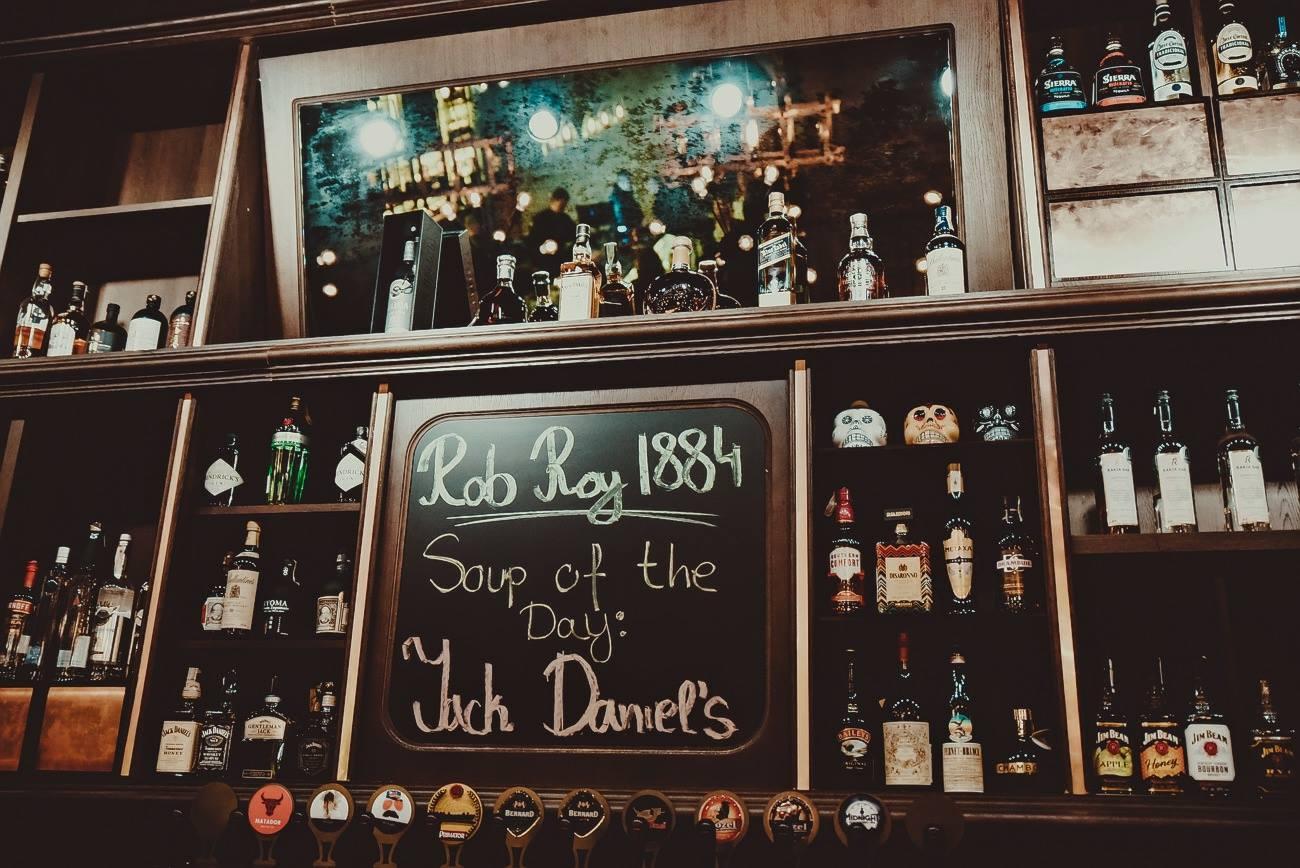 The newest bar in Belgrade!
