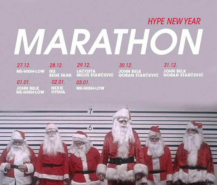 New Year Marathon