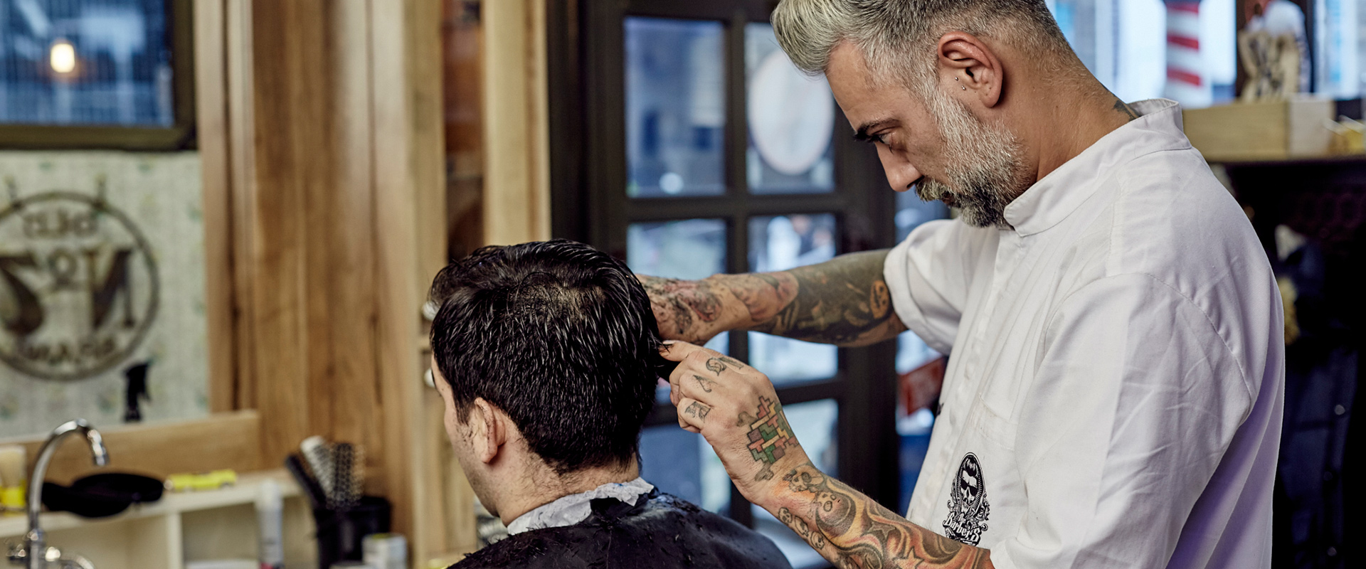The best barber shops in Belgrade