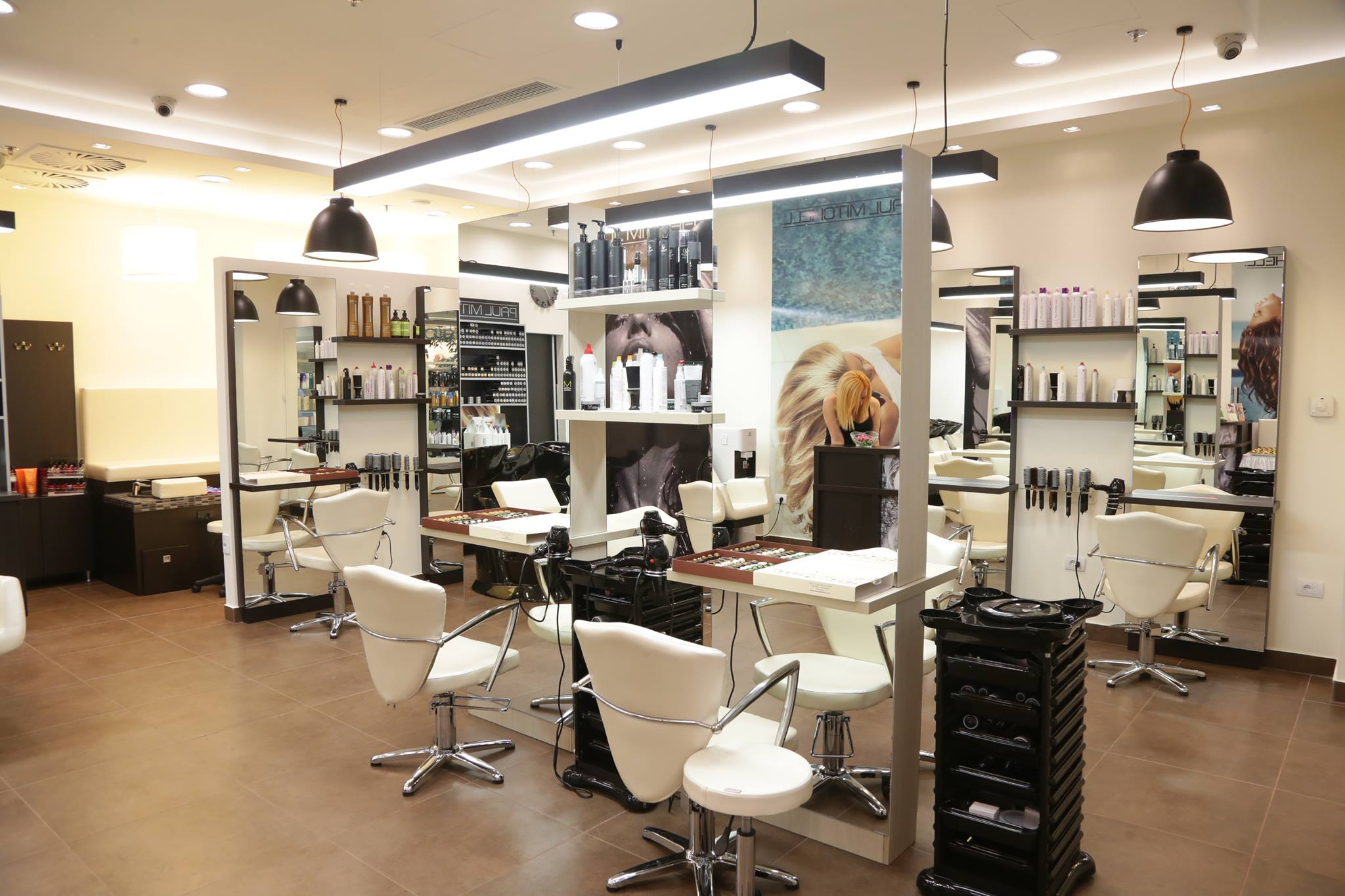 The best hair salons in Belgrade