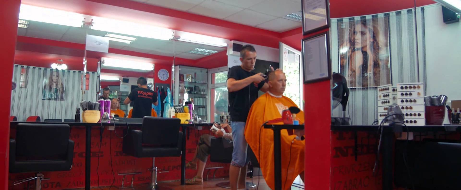The best hair salons in Belgrade