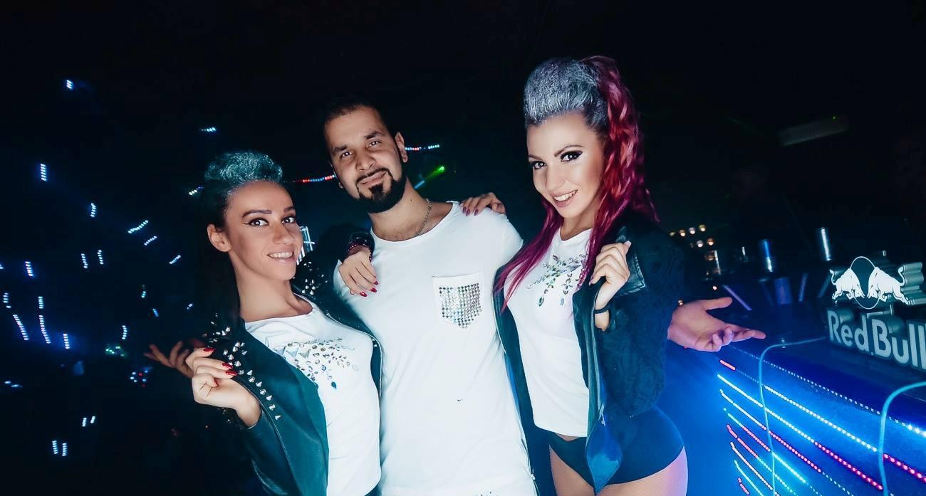 Clubbing in the caves of Belgrade