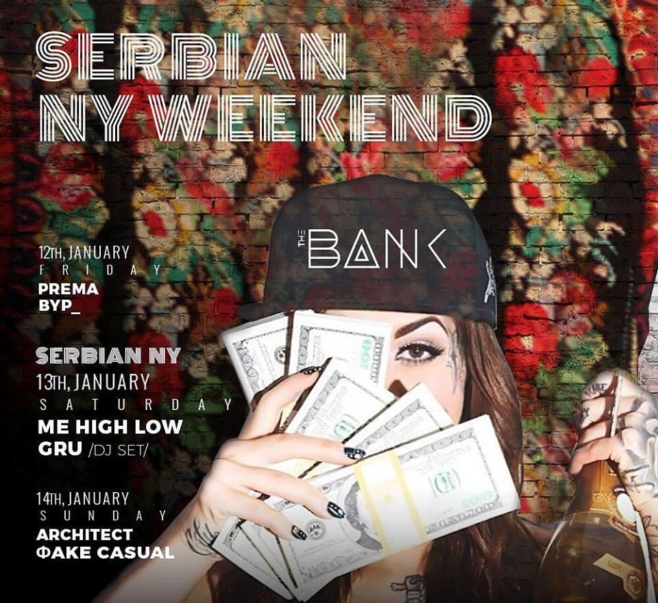 Serbian NYE week