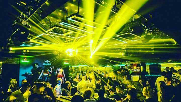 Sparkling Thursday night