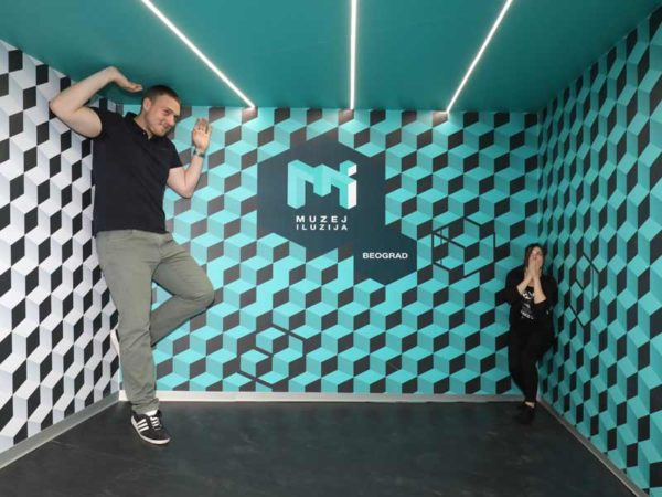 Top 5 museums in Belgrade Museum of illusions