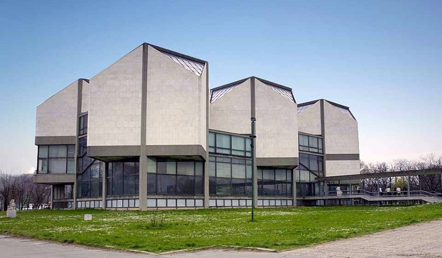 museums in Belgrade Contemporary Art