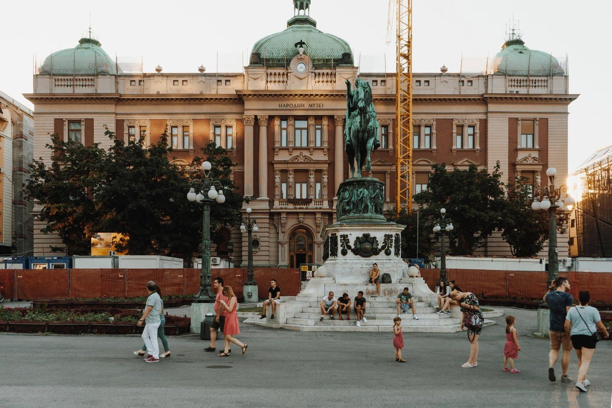 Top 5 museums in Belgrade
