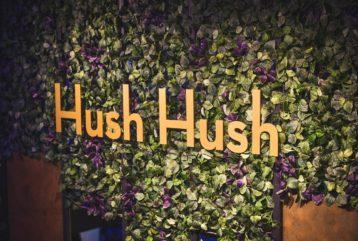 HUSH – HUSH