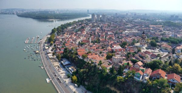 March in Belgrade