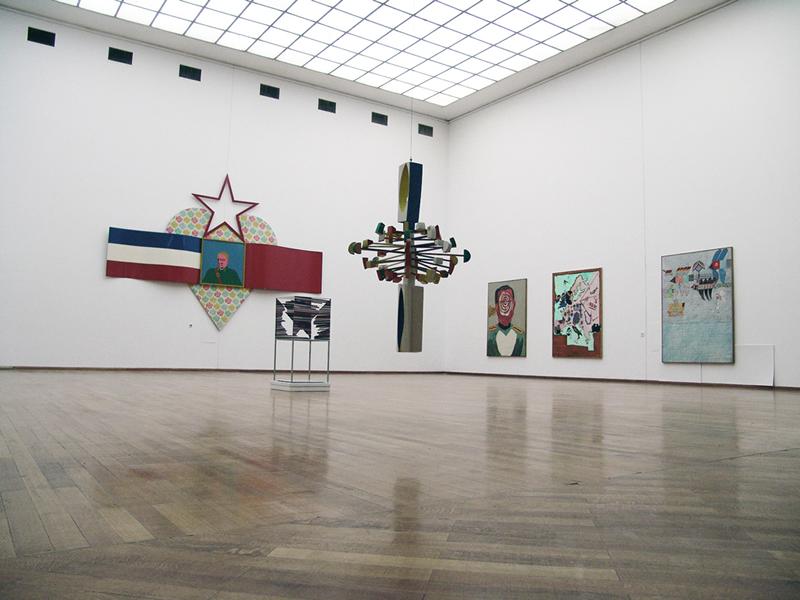 museum in belgrade 1