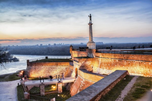 The most romantic spots in Belgrade | Belgrade at night