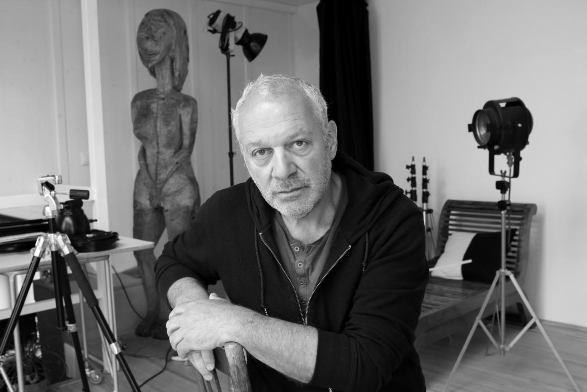 Mario del Curto - exhibition in Belgrade