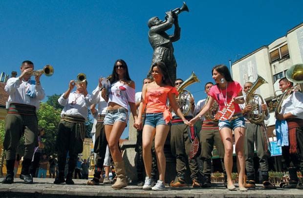 Festivals in Serba Guca