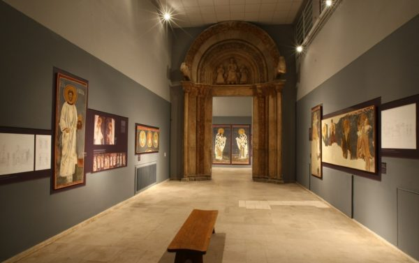 Art Galleries in Belgrade Gallery of Frescoes