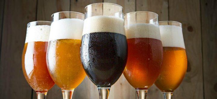 Beer in Belgrade black craft beer types
