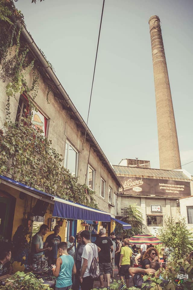 Cetinjska Old Factory Belgrade