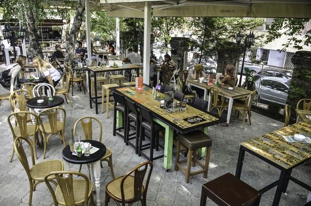 Cetinjska street Bajloni